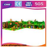 Campo de jogos interno usado do divertimento do entretenimento dos miúdos para a venda