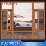 Finestra della stoffa per tendine del blocco per grafici di finestra di alluminio della Cina