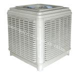 Dispositivo di raffreddamento di aria evaporativo di ventilazione industriale del gruppo di lavoro dell'Arabia Saudita
