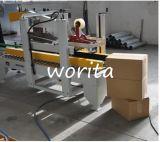 La macchina imballatrice della cassa del nastro adesivo per la bevanda beve (WD-ZX15)