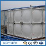 Container 20000L van het Water van de Tank SMC van het Water van de glasvezel de Plastic