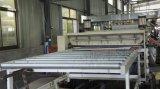 Het Comité van het plastiek & van het Aluminium voor de Lijn van de decoratie, de Tweeling samensteller-Extruder van de Schroef