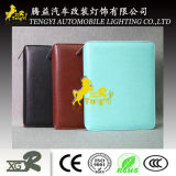 2017 New Supply Car Gift Hotsale Notebook Portfolio com calculadora