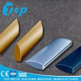 El Ce de la ISO aprobado modifica el techo incombustible del bafle para requisitos particulares de la gota del agua del perfil de aluminio