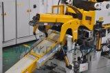 高品質の二重ヘッドDecoiler NCのサーボストレートナ機械(MAC4-800HSL)