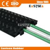 Пластиковые PU 3 канала безопасности Крышка кабеля Cross Road