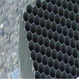 """Panneau """"sandwich"""" en aluminium d'âme en nid d'abeilles pour l'usage de meubles et de porte (HR518)"""