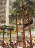 중국 공장 도매 각종 인공적인 큰 섬유유리 트렁크 나무