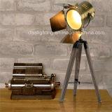Hotsale Modern voor de Fotografie die van de Decoratie van het Project de Houten Lamp van het Bureau van de Driepoot aansteken