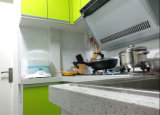 La cucina ritocca l'idea