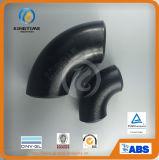 ASME B16.9 (KT0063)への炭素鋼90dの肘のバットによって溶接される付属品