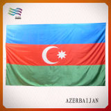 Drapeaux de pays imprimés personnalisés en polyester (HYNF-AF015)