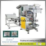 Tornillo automático de alta precisión que cuenta la máquina de embalaje para el embalaje a granel