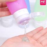 Bouteilles réglées de shampooing de silicones de douche portative en gros de course
