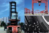 Gru del camion da 8 tonnellate gru montata camion della gomma della Cina da 8 tonnellate
