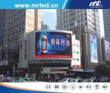 Écran polychrome extérieur intelligent et économiseur d'énergie de Mrled de P16mm d'Afficheur LED