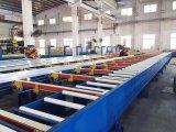 A venda direta da fábrica personalizou o perfil da extrusão da liga de alumínio da porta do indicador 6063 T5