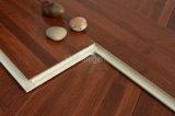 Plancher en bambou conçu tissé par brin avec le faisceau de HDF