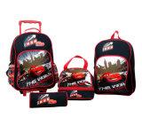 セットされるランドセルのための涼しい男の子のトロリー袋そして運動袋(BSH20544)