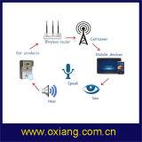 WiFiのビデオドアの電話ドアベルサポート2方法通話装置