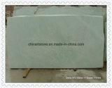 Mattonelle di marmo verde chiaro di Onxy di qualità cinese per la piscina