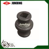 Roheisen/Stahlquadrat-oder runde Muffen-/Unterseiten-bearbeitetes Eisen-Muffe