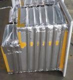 congélateur de poitrine de porte en verre de glissement 260L