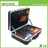 Tutti in un kit di strumento ottico di lusso di impionbatura di fusione della fibra Lk-6001