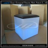 Muebles plásticos del asiento LED para el club nocturno de la barra
