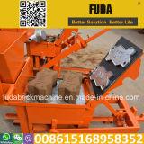 Machine de moulage de brique de l'argile Qmr2-40