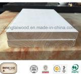 Panneau de mur en bois de panneau de plancher de Rabat d'épreuve faite sur commande de l'eau