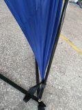 Strand-Regenschirm-Schutz. Dieser Schutz ist die schnelle und einfache Farbton-Lösung für den Strand und kampiert