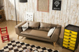 Living Genuine Leather Camera Contemporary Furniture Sofa (1 + 2 + 3)