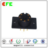 7pin 자석 12V 힘 핀 커넥터