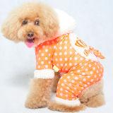 Cute Dog Warm Clothes Pet Pants