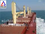 Палубный судовой кран корабля электрического польностью гидровлического заграждения костяшки морской