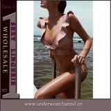 Qualitäts-Form-Frauen-Mädchen-reizvolle Badeanzug-Bikini-Badebekleidung (41068)