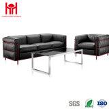 Sofá de cuero moderno del sofá de la oficina con el sofá del ocio, hotel caliente Furniuture de la venta,