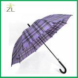 Фабрика сразу обеспечивает зонтик сильной автоматической решетки прямой