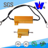 Rx600 Alumínio Shell Wire Wound Yellow Resistor