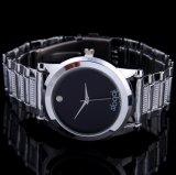 Horloges van de Vrouwen van het Horloge van de Mannen van de Band van de Manier van het roestvrij staal de Klassieke