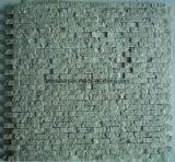 Buone mattonelle di mosaico del marmo di colore della miscela di prezzi per il pavimento della piscina