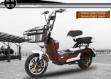 Электрический Bike улицы мопеда педали, электрический самокат с местом для взрослых