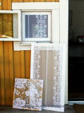 [ستينلسّ ستيل] نافذة ذبابة شاشة/نافذة مع ذبابة شاشة