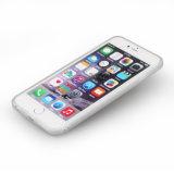 2017 het Nieuwe Geval van de Telefoon van de Cel van de Telefoon van de Dekking van het Ontwerp Hoge Beschermende Volledige Mobiele Transparante Zachte voor iPhone 6/7