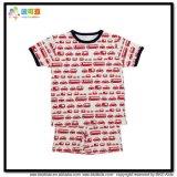 Vestito infantile unisex di sonno del collo dell'indumento rotondo del bambino