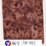 Yingcai 0.5m Overdracht die van het Water van het Ontwerp van de Breedte de Houten Hydrografische Film yb-016-2 afdrukken