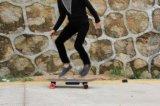 Skate elétrico da mini banana barata com telecontrole