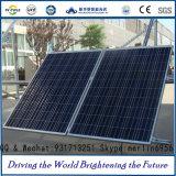 Moduli solari del silicone policristallino per agricolo, la famiglia e sistema del Carport di PV