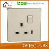 enchufe de socket cambiado cuadrilla 13A 1